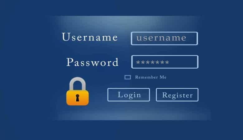 Bild Sicheres Passwort