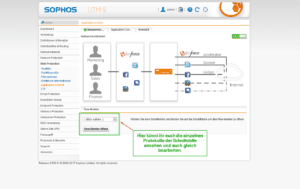 Sophos UTM Application Control - Logo