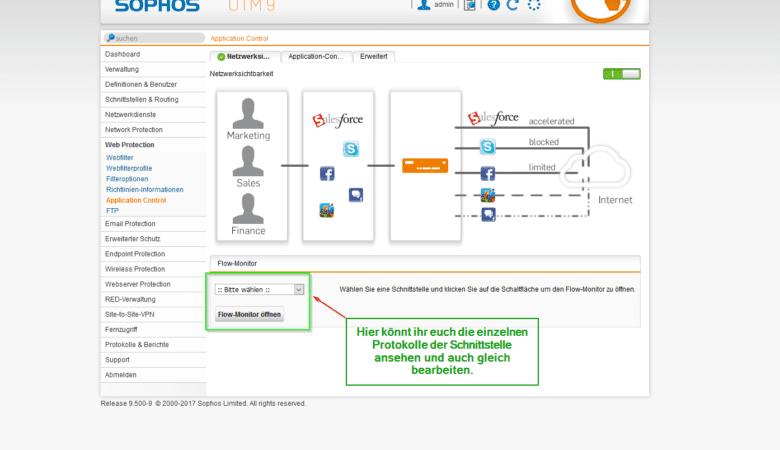 Sophos UTM Application Control - Logo