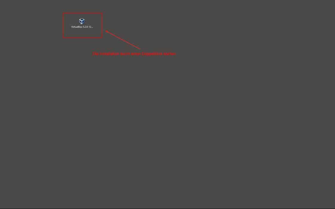 VirtualBox installieren Teil 2