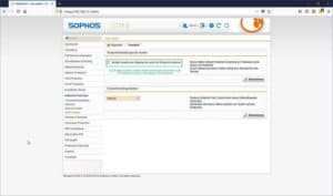 Sophos UTM Endpoint Protection - Web Control erweitert