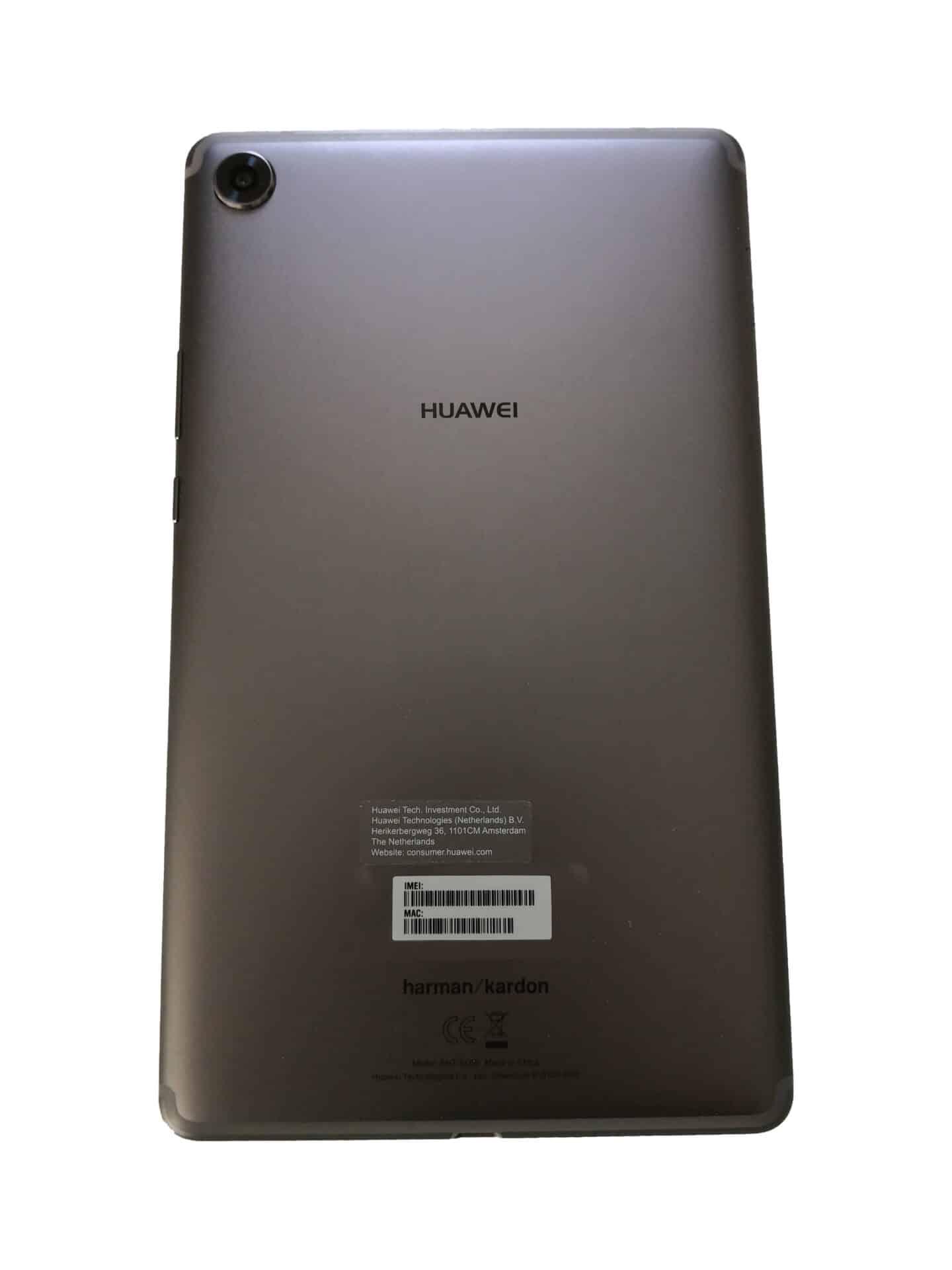 Huawei Mediabad M5 8.4 Rückseite