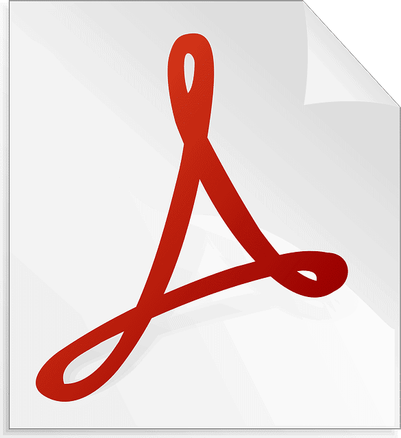 pdf Datei Logo