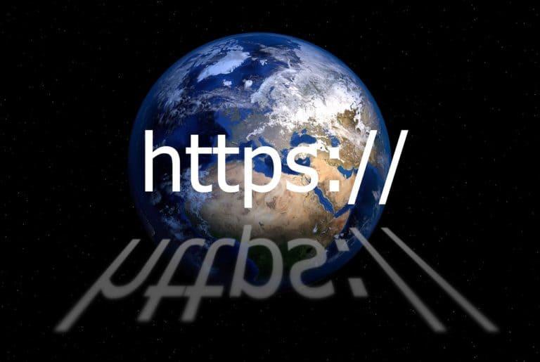 Neue Domain
