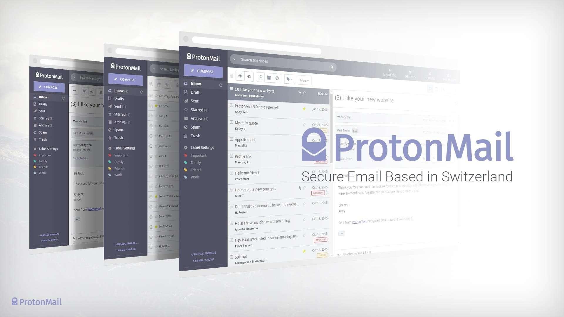 Protonmail Erfahrungen