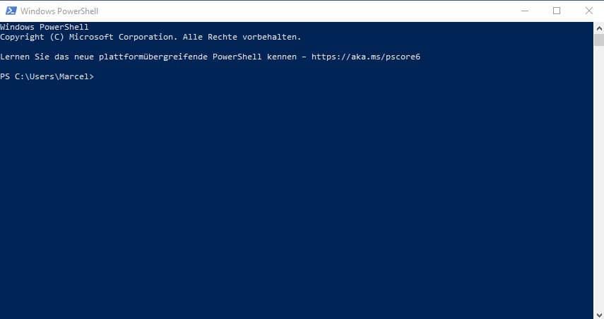 Windows-PowerShell-Batch