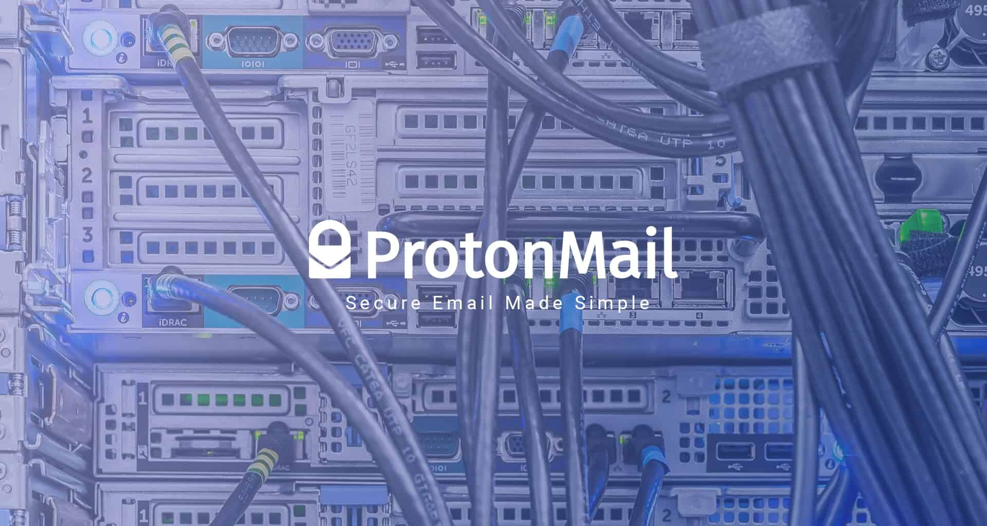 ProtonDrive - Der sichere Cloud-Speicher 2020   SecureBits