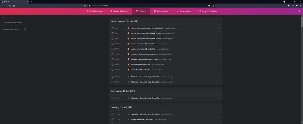 Sicherer Browser 2021 | Brave der datenschutzkonforme Browser 5