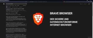 Sicherer Browser 2021 | Brave der datenschutzkonforme Browser 7